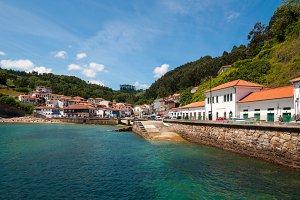 Tazones, Asturias, Spain