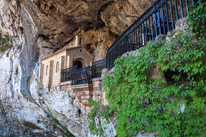 Our Lady of Covadonga cave