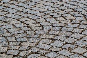 Paving stone background