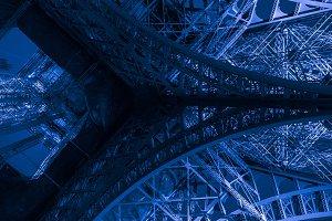 Ode à Eiffel #10blue