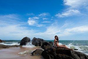 amazing tropical ocean