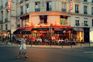 Le Conti Paris