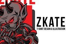 Zkate Illustration