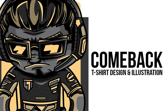 Comeback Illustration