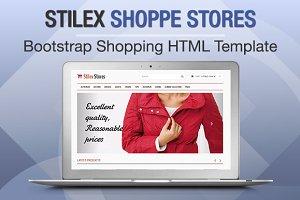 Stilex Shoppe Stores Bootstrap