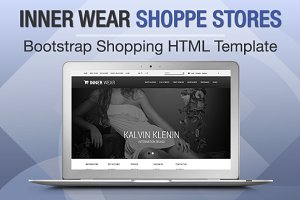 Innerwear Shoppe Stores Bootstrap