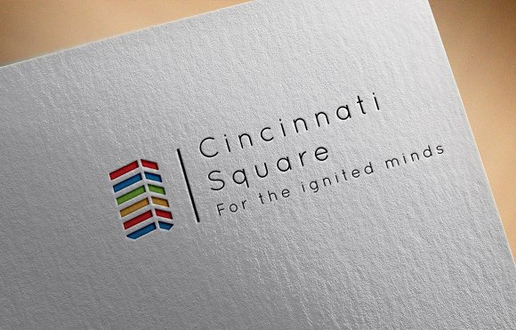 Cincinnati Square Business Logo