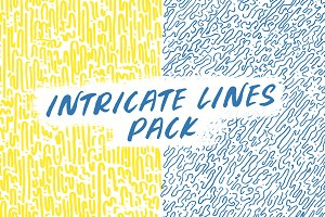Intricate Lines Pack