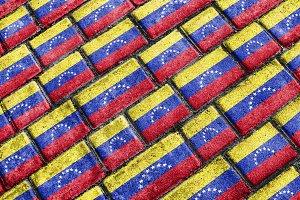 Venezuela Flag Pattern