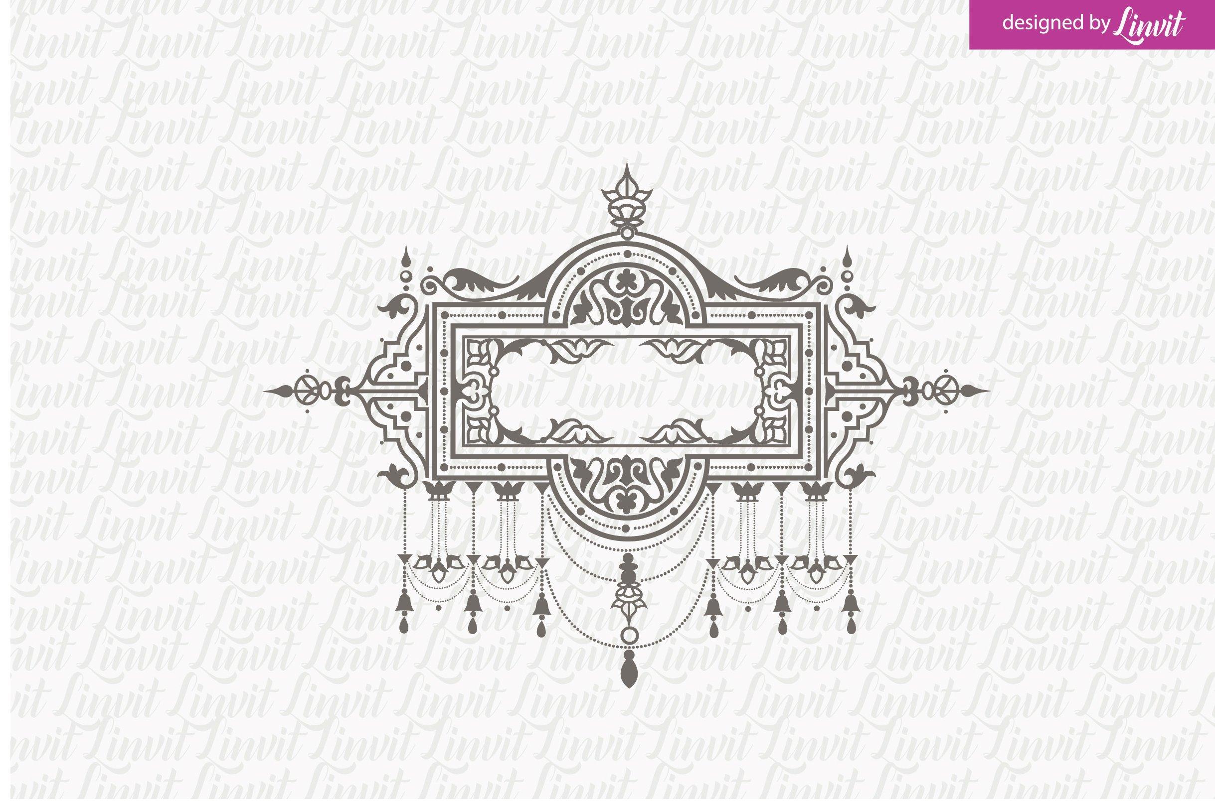 Luxury Wedding Logo ~ Logo Templates ~ Creative Market