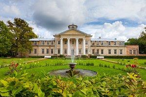 Krimulda palace, Latvia