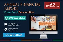 Annual Financial Report PowerPoint