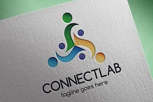 Connect Lab Logo