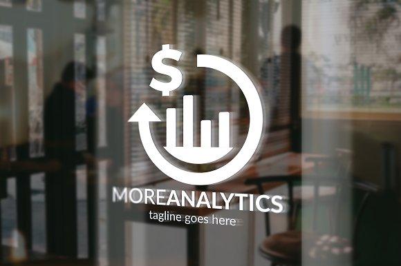 More Analytics Logo