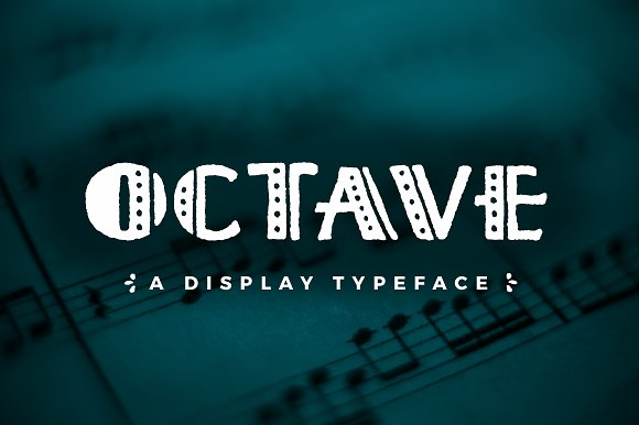 Octave Typeface