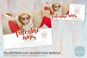 IV014 Valentine Marketing Bundle