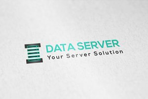 Data Server Logo Templates