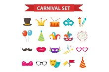 Party/Carnival icons