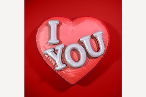 Message Love You
