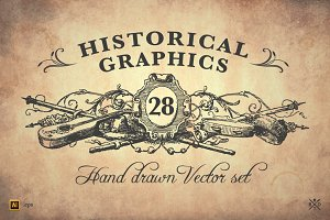 28 Historical Graphics