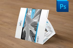 Trifold Corporate Brochure-V59