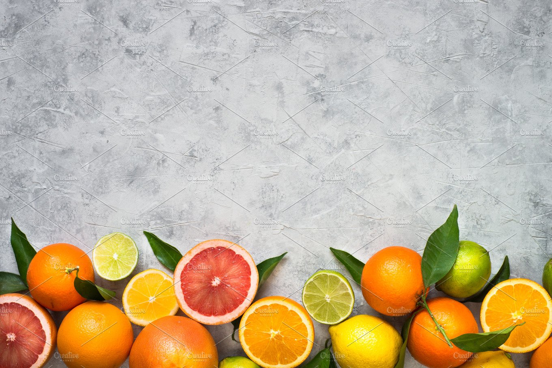 Organic Citrus Food