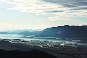 Mystic Valley and Hills