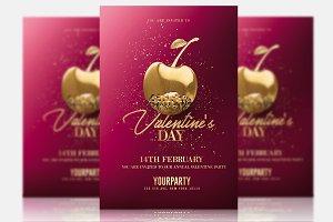 Valentine's Day - Classy Invitation