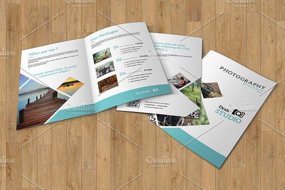 Photography Brochure Template-V655