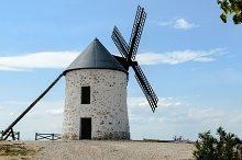 Ancient windmill II