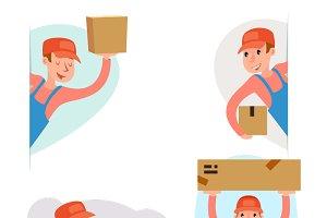 Cargo Freight Box
