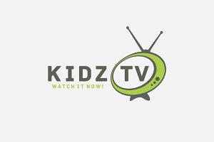 Kidz TV Logo V2