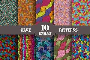 10 Wave Patterns