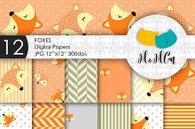 Fox patterns.