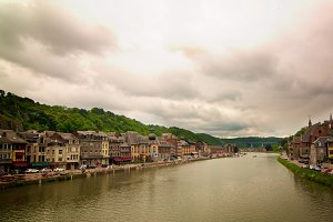 Meuse River in Dinant