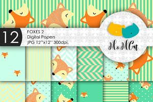 Fox patterns 2