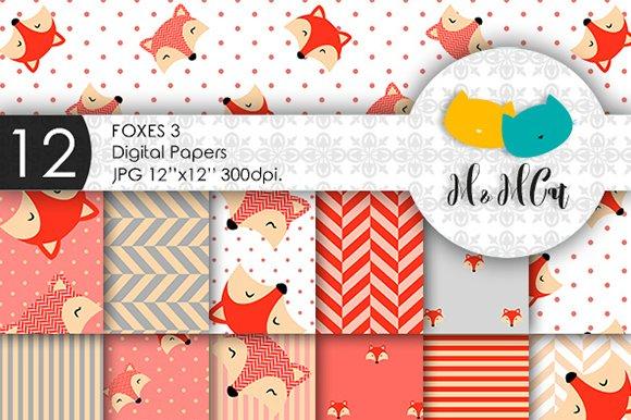 Fox Patterns 3