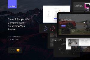 XCASE Web UI Kit
