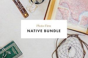 Stock Photos | Native Bundle