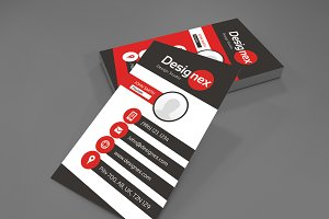 Cercles Corporate Business Card
