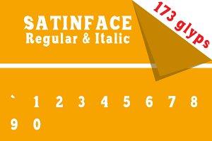 Satinface