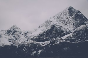 Snowy Mountains #02 (Vintage Series)