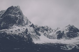Snowy Mountains #03 (Vintage Series)