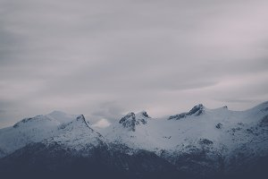 Snowy Mountains #09 (Vintage Series)