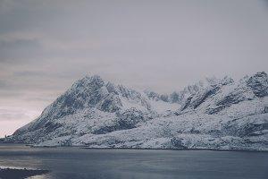 Snowy Mountains #15 (Vintage Series)