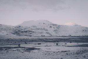 Snowy Mountains #17 (Vintage Series)