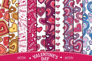 Bundle Valentines Pattern