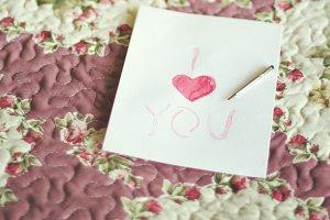 I l❤ve you