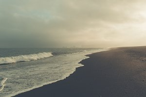 Vintage Seascape Photography