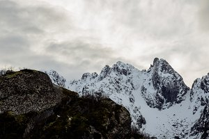 Snowy Mountains #01